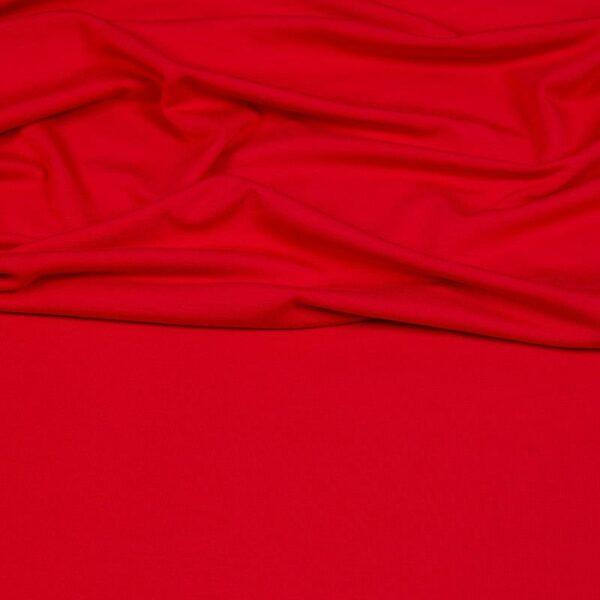 VI-EL-JERSEY Viskose-Jersey rot