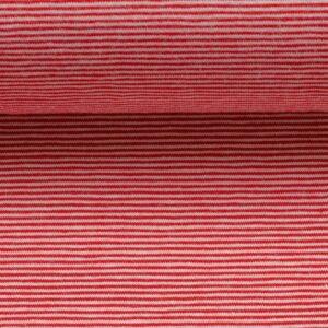 BELLA Ringeljersey rot weiß 1