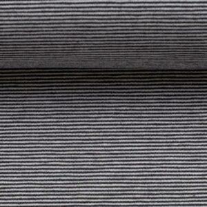 BELLA Ringeljersey schwarz weiß 1