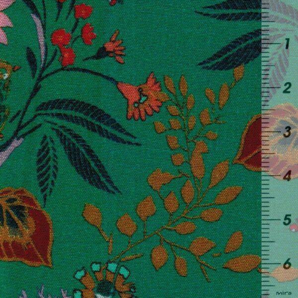 BRIGHT-GREEN-Viskose-Webware-Blumen-smaragdgruen-6