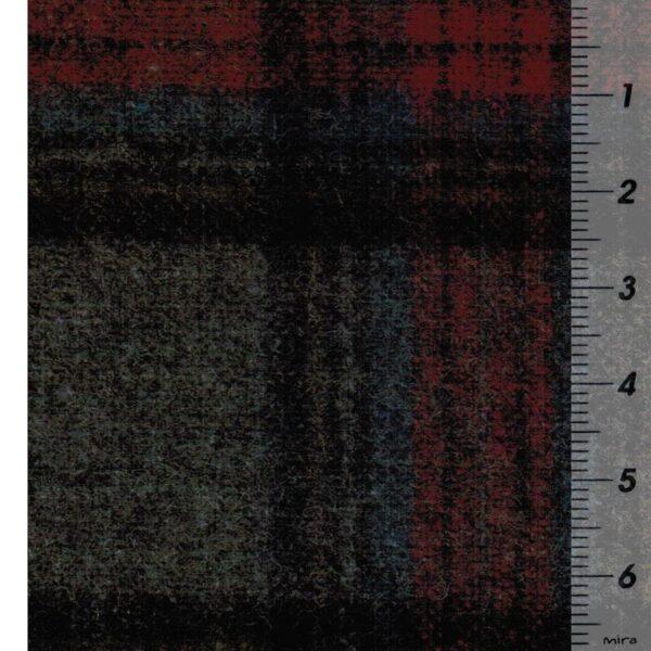 HILCO-Strick-BOB-Wollflanell-Karo-grau-rot-blau_252888