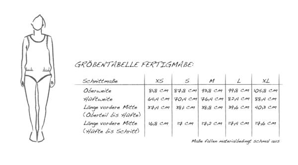 Maßtabelle-Body-Purpurea