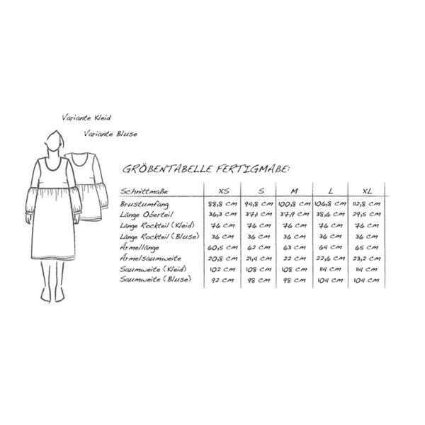 Maßtabelle-Kleid-Alva