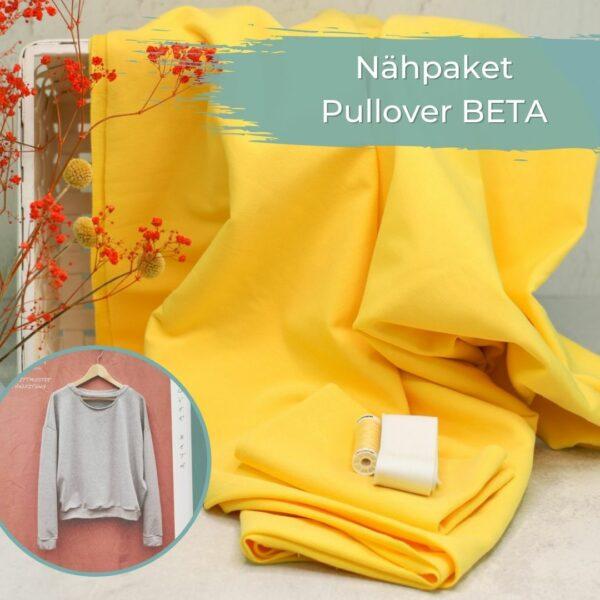 Nähpaket-Pullover-BETA-gelb-1