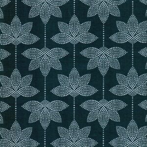 Oilcloth_Lotus_dusty petrol_preview