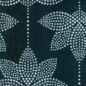 Oilcloth_Lotus_dusty petrol_zoom