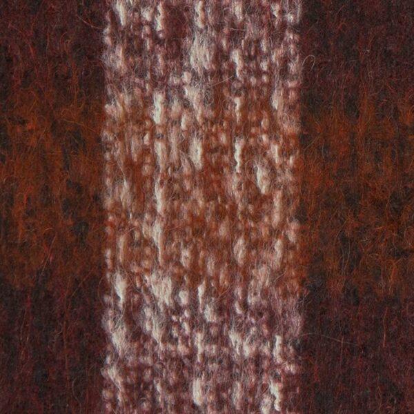 SWAFING-Strick-BIANCA-Wollstoff-Karo-terrakotta-weinrot_258648