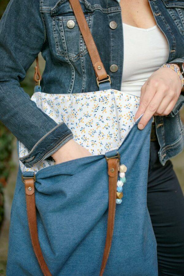Taschenzubehoerset braun 10