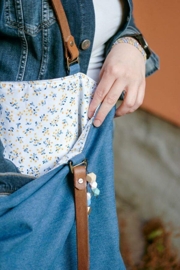 Taschenzubehoerset braun 9