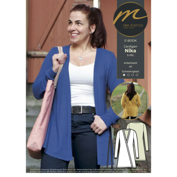 eBook Cardigan NIKA 1