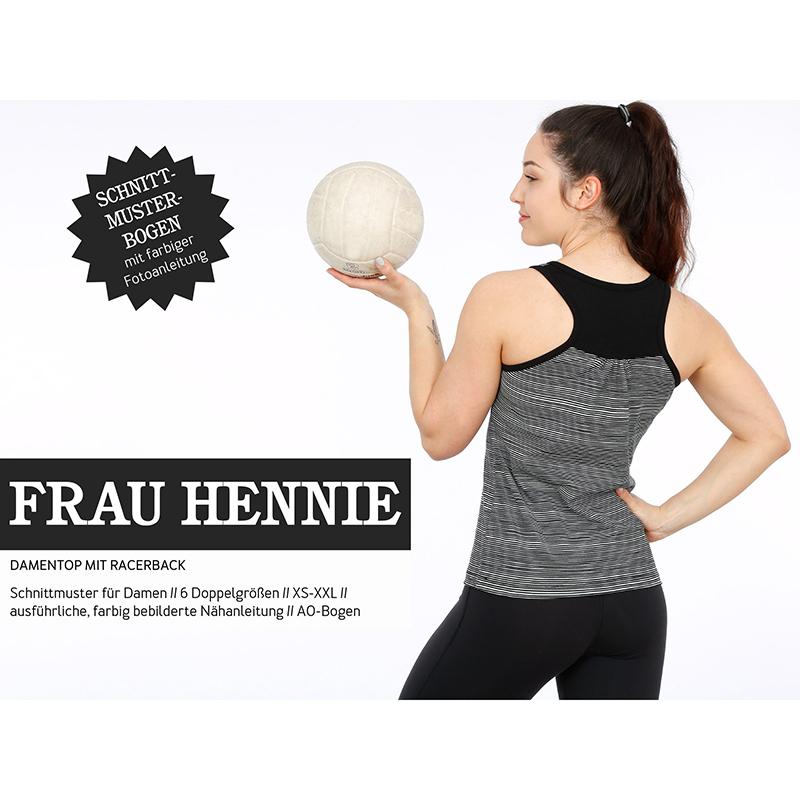 FrauHennie_Papierheader