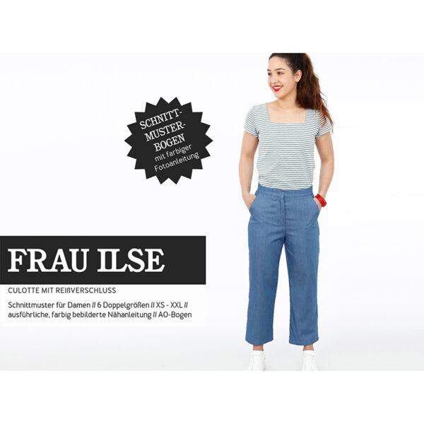 FrauILSE_Papierheader
