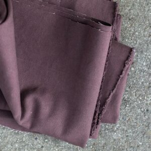 HEAVY WASHED CANVAS 17 oz grape zoom