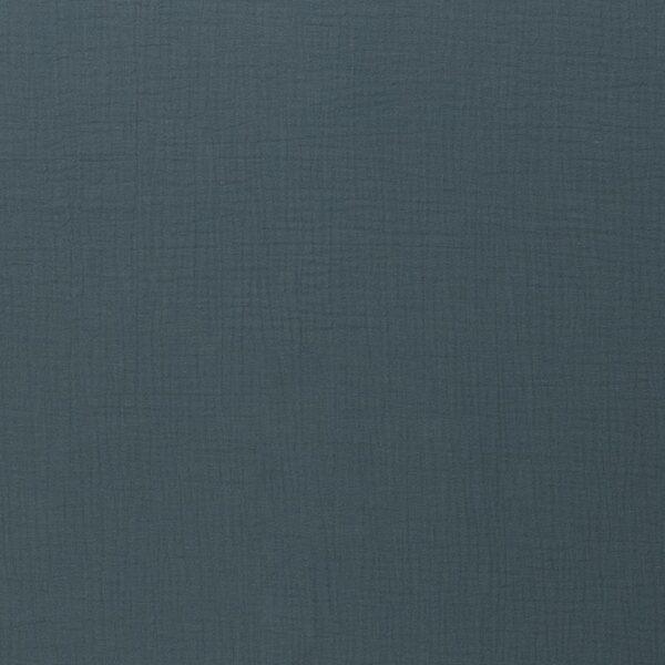 JENKE Musselin jeansblau total