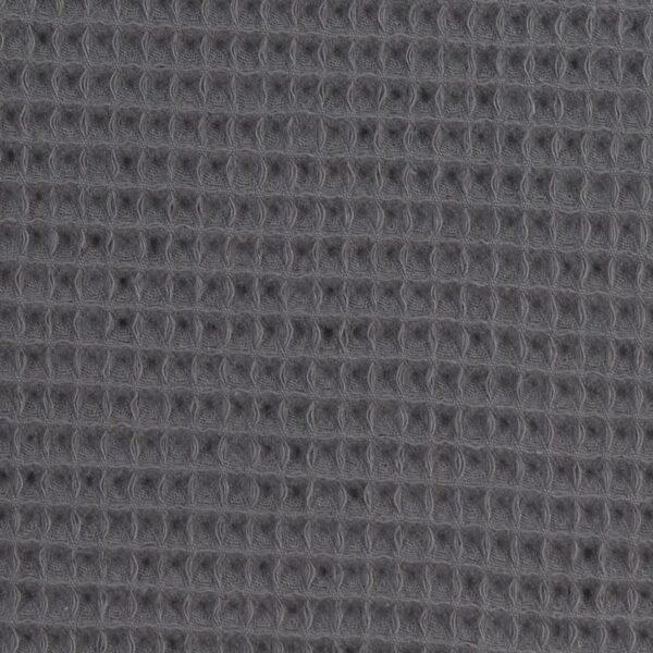 SWAFING-Baumwolle-NELSON-Waffelpique-anthrazit_238609
