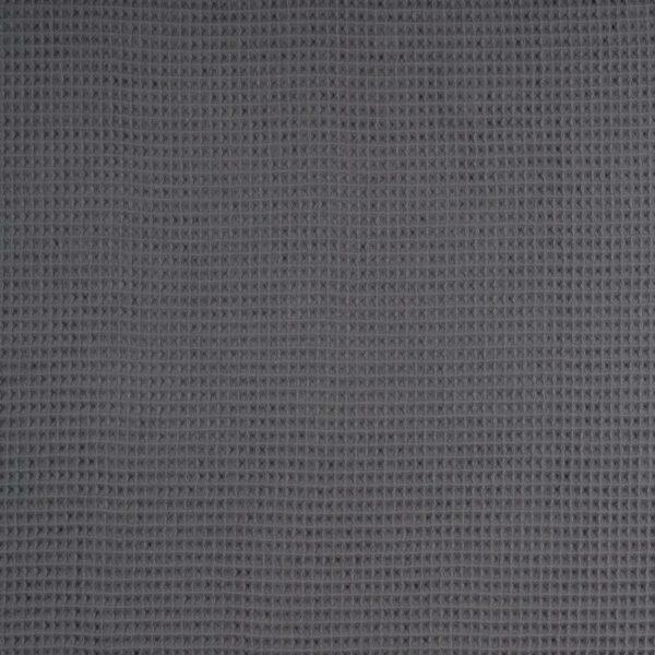 SWAFING-Baumwolle-NELSON-Waffelpique-anthrazit_238610
