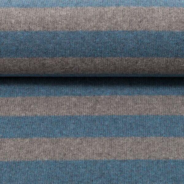 SWAFING-Strick-LENN-Feinstrick-Streifen-jeansblau-grau_291553