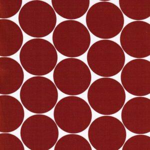 DORO-Popeline-Dots-terrakotta-weiss1