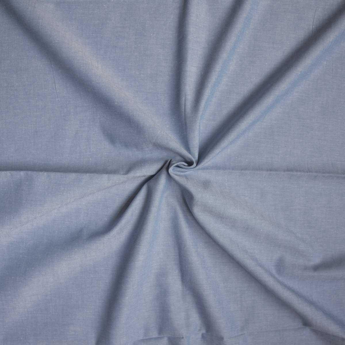 IDA-UNI-Chambray-Webware-blau-meliert-1