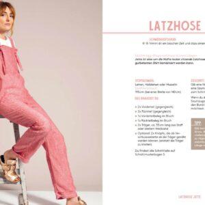 Latzhose-Jette