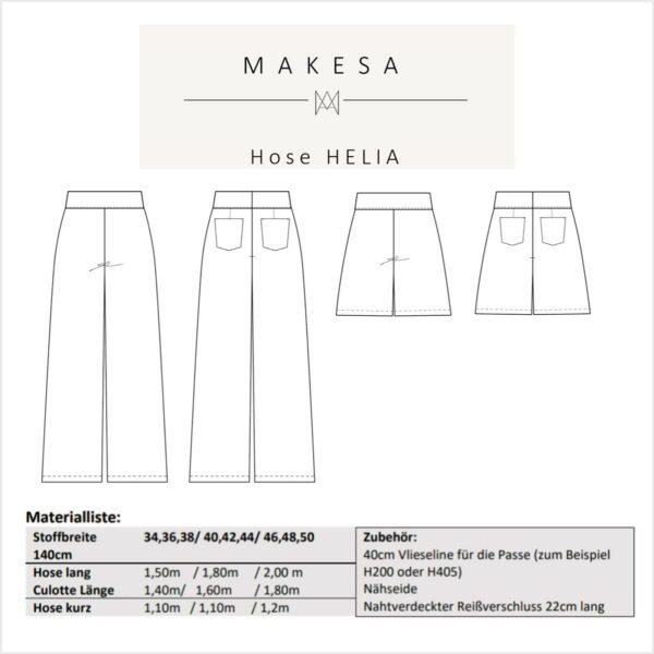 Hose HELIA_ TZ
